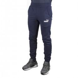 Puma pantalón deportivo Gris Medium Gray Heather Hombre