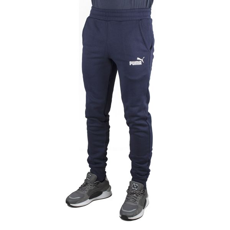 Puma Pantalon Deportivo Azul Slim Fit