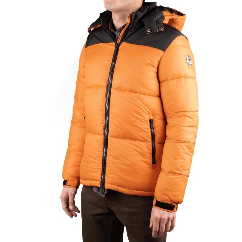 BIB Cazadora Orange Naranja Negro Hombre