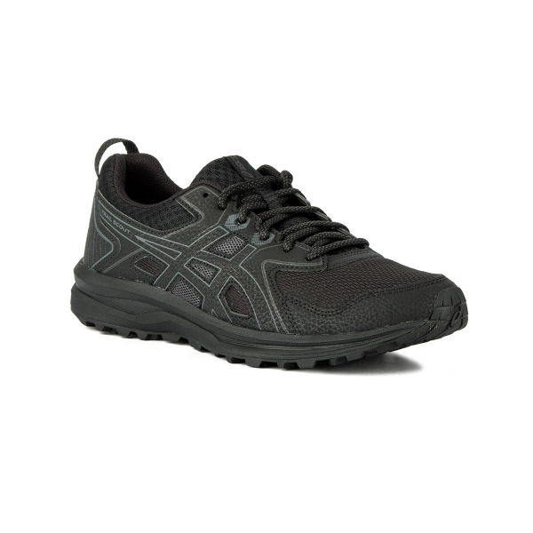 Asics Trail Scout Black/Carrier Gray Negro Hombre