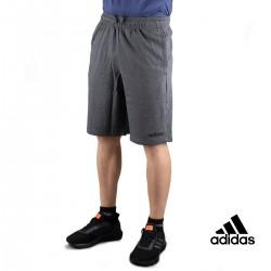 Adidas Pantalón corto E PLN SHRT FT Gris Hombre