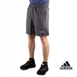 Adidas Pantalón corto D2M Cool Sho Wv Gris Hombre