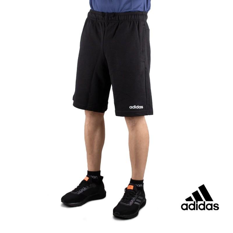 Adidas Pantalón corto E PLN SHRT FT Negro Hombre