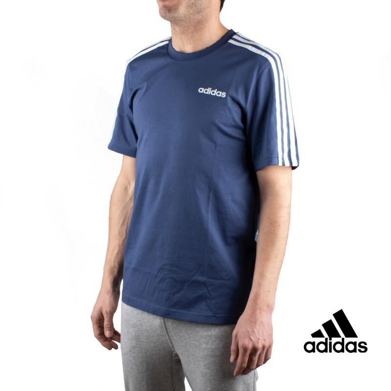 Adidas Camiseta E 3S TEE Azul Hombre