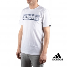 Adidas Camiseta M BXD PHOTO T Blanco Hombre