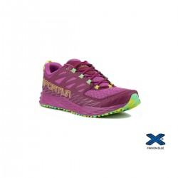 La Sportiva Zapatilla Lycan Purple/Plum Morada Mujer