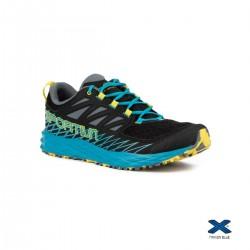 La Sportiva Lycan Black/Tropic Blue Negro Azul Hombre