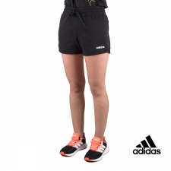 Adidas Pantalón corto W E PLN SHORT Negro Mujer