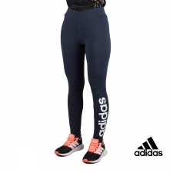 Adidas Mallas Largas W E Lin tight Azul Marino Mujer