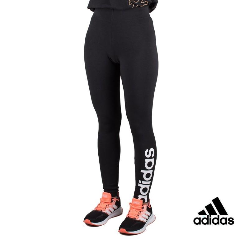 Adidas malla E Lin Tight Negro Mujer