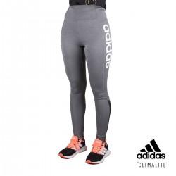 Adidas Mallas Largas W D2M LO HR LT Gris Mujer