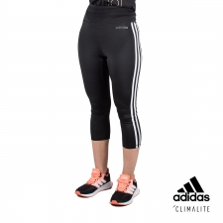 Adidas Mallas W D2M 3S TIG NEGRO MUJER