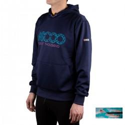 +8000 Sudadera Daniex M 20V Azul Lavado Marino Hombre