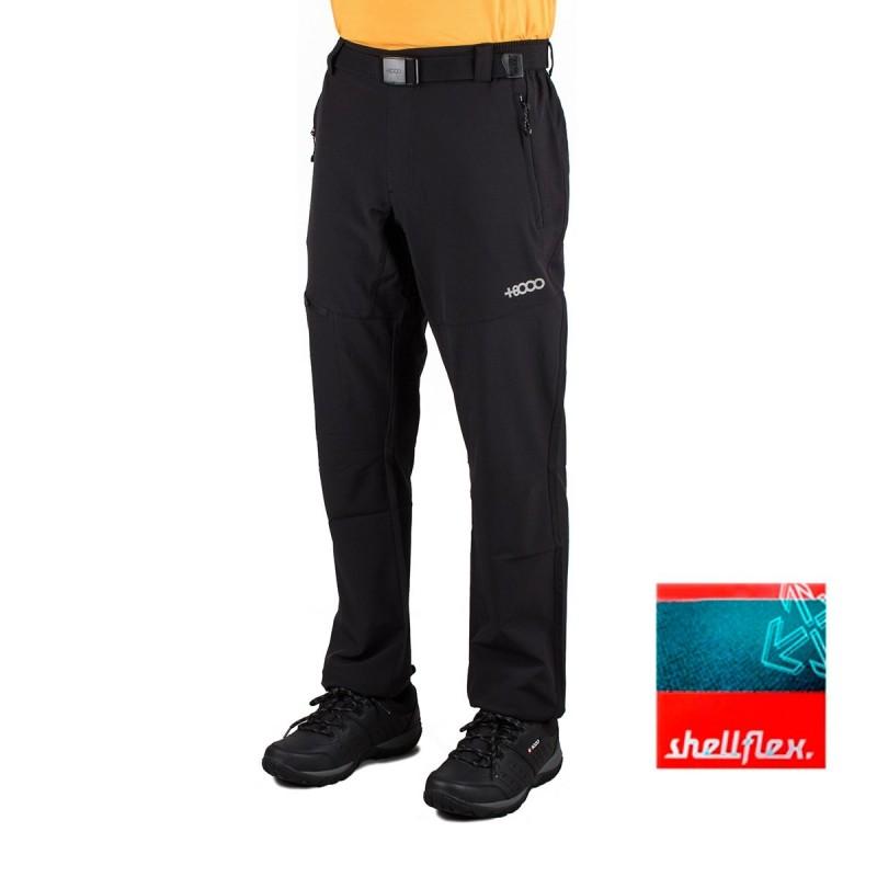 +8000 Pantalón Tapanco 20V Negro Hombre