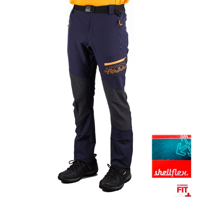 +8000 Pantalón Faure 20V Azul Lavado Hombre