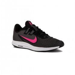 Nike Zapatillas Downshifter 9 Laser Fuchsia Black Negro Rosa Mujer