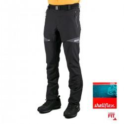 +8000 Pantalón Nordsum Negro Hombre