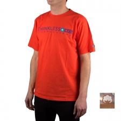 +8000 Camiseta Descon 20V Lava Rojo Hombre