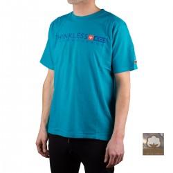 +8000 Camiseta Descon 20V Verde Azulado Hombre