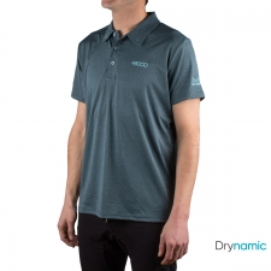+8000 Camiseta Dobro 20V Gris Verdoso Vigore Hombre