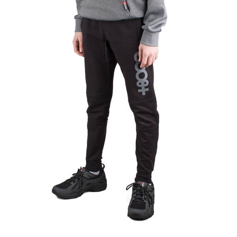 +8000 pantalón deportivo Badet J 20V Negro Niño