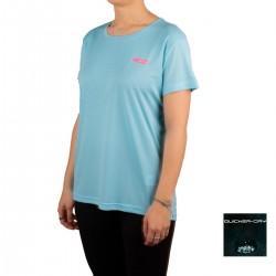 +8000 Camiseta Shira 20V Agua Marina Azul Mujer