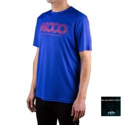 +8000 Camiseta Walk 20V Azul Intenso Hombre