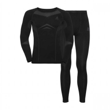 Odlo Conjunto Interior Performance Light Negro Hombre
