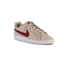 Nike Court Royale GS Desert Sand Red Crema Rojo