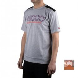+8000 Camiseta Debby M 20V Gris Medio Vigore Hombre