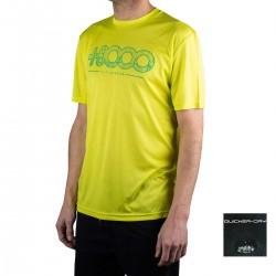 +8000 Camiseta Walk 20V Lima Fluor Hombre