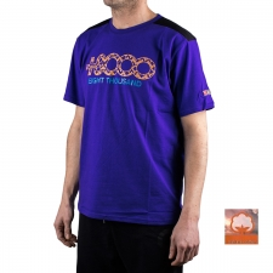 +8000 Camiseta Debby M 20V Ciruela Hombre
