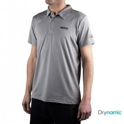 +8000 Camiseta Dobro 20V Gris Medio Vigore Hombre