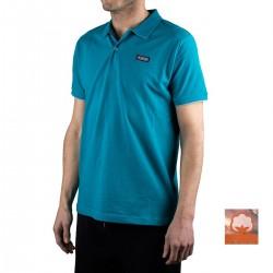 +8000 Polo Xuelen 20V Verde Azulado Hombre