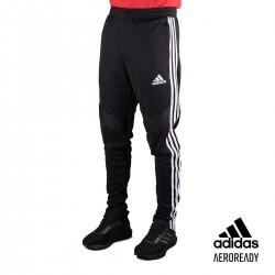 ADIDAS Pantalones de entrenamiento Tiro 19 Negro 3 bandas Hombre