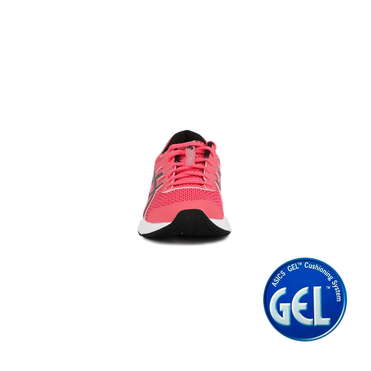 Asics Contend 6 Pink Cameo Pure Silver Mujer