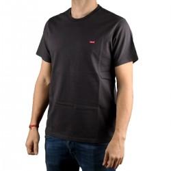 Levis Camiseta Negra Tee Hombre