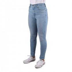 Levis Pantalón 710™ Super Skinny Jeans Globe Trotter Blue Azul Claro Mujer