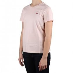 Levis Camiseta Gi Tee Rosa Mujer
