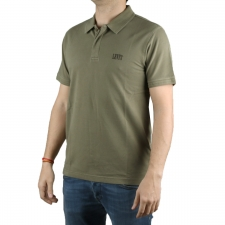Levis Polo The Authentic Logo Olive Night Kaki Hombre