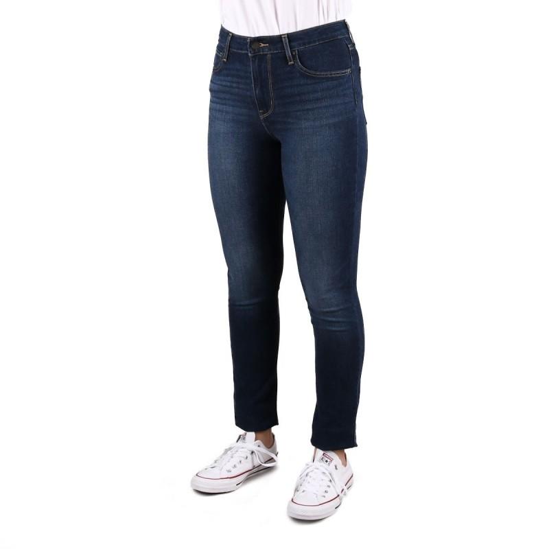 Levis Pantalón 720 High - Rise Super Skinny Azul Medio Mujer
