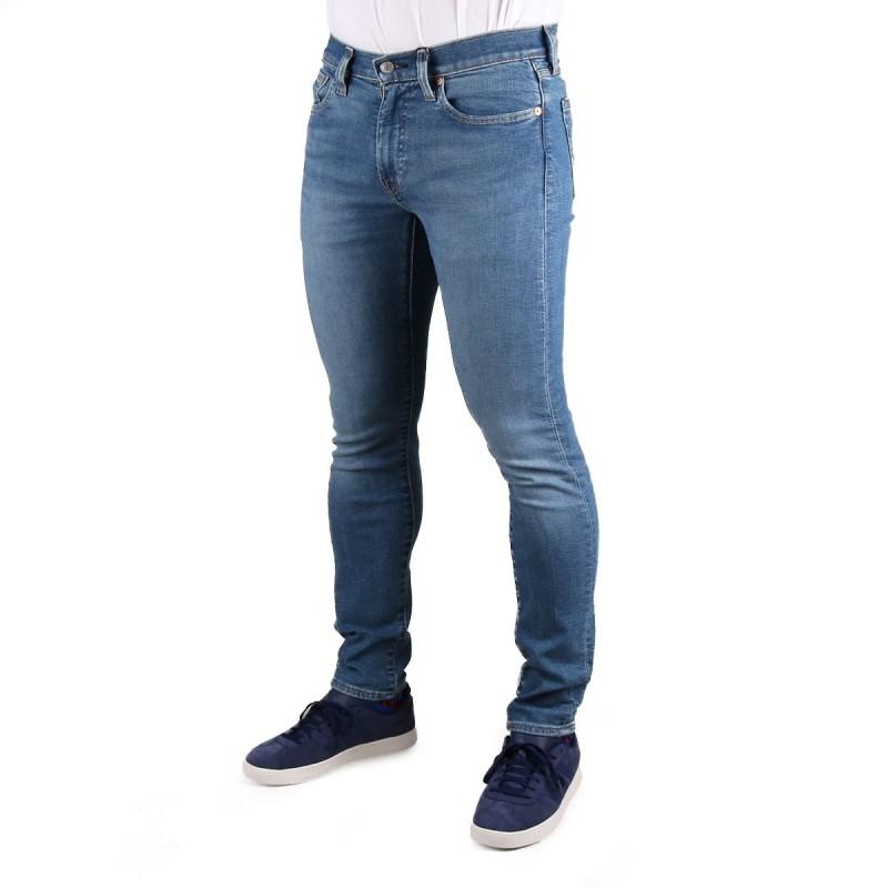 Levis Pantalon 519 Extreme Skinny Fit Azul Medio Hombre