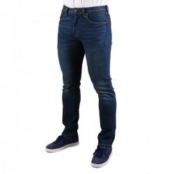 Levis Pantalón 501 Slim Taper Jeans Azul Oscuro Hombre