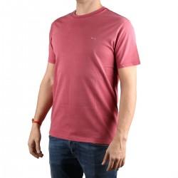 Levis Camiseta The Original Tee Logo Classic Granate Hombre
