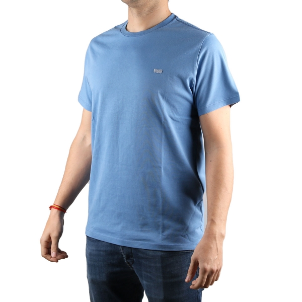 Levis Camiseta The Original Tee RIVERSIDE - BLUE Azul Hombre