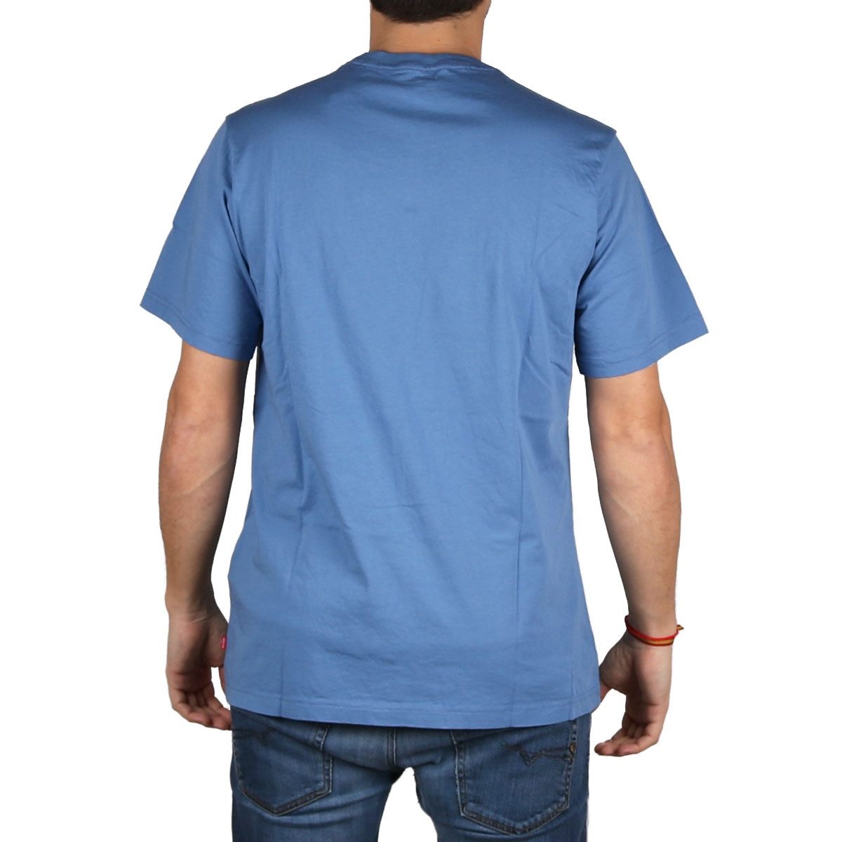 Levis Camiseta Relaxed Graphic Tee Blue Azul Hombre