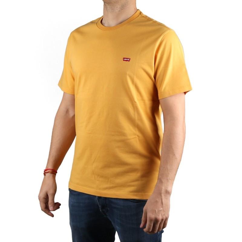 Levis Camiseta The Original Tee GOLDEN APRICOT - NARANJA Hombre