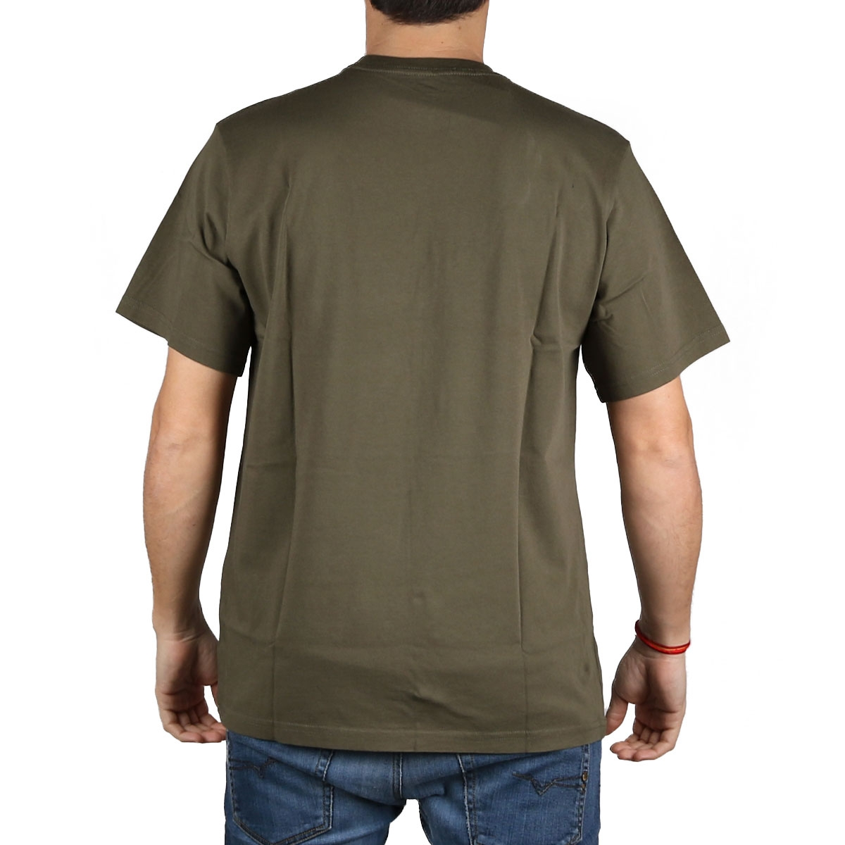 Levis Camiseta Relaxed Graphic Tee Verde Caqui Hombre