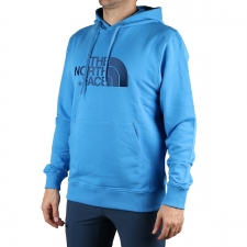The North Face Sudadera Light Drew Peak Azul Hombre