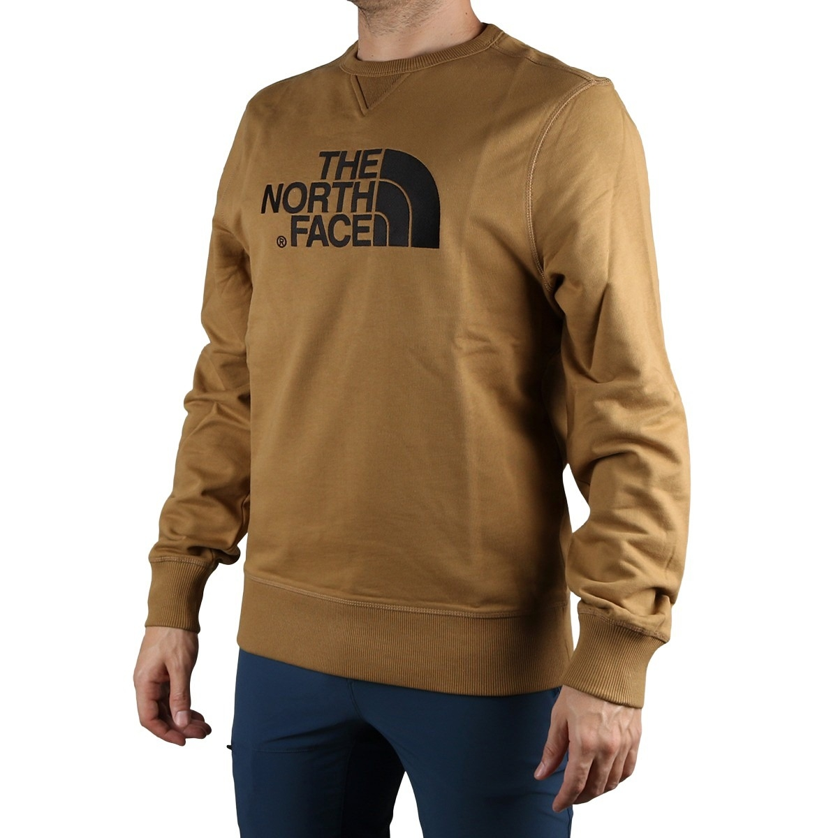 The North Face Sudadera Drew Peak British Kaki Hombre